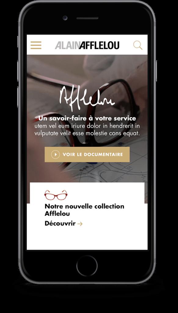 Iphone Afflelou Luxe