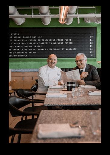 Restaurant Champeaux