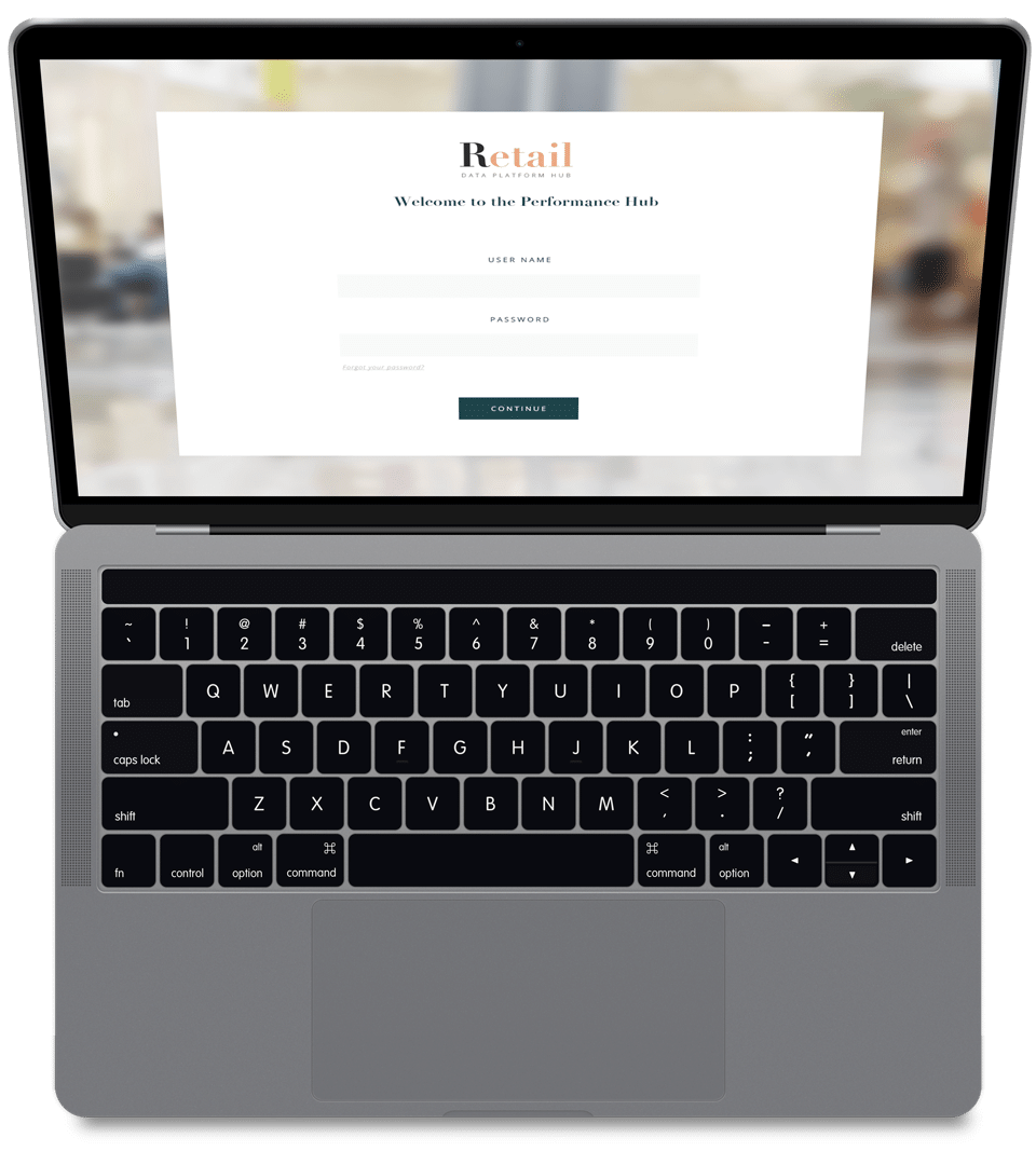 Webdesign Retail Luxe