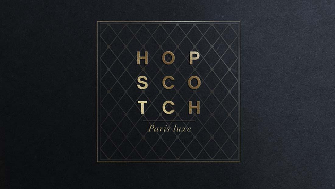 Logo Hopsctoch Luxe