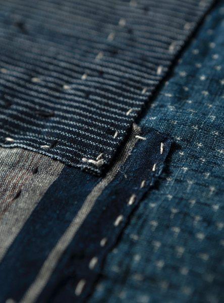 Textile Boro Luxe