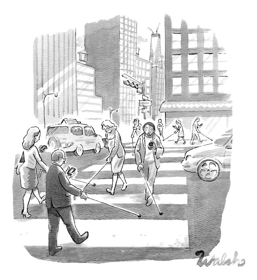 Smartphone dépendance