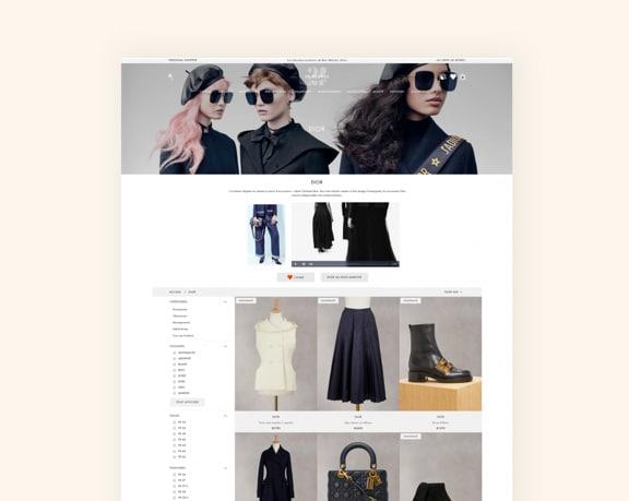 Image compétence Agence e-commerce Luxe Paris