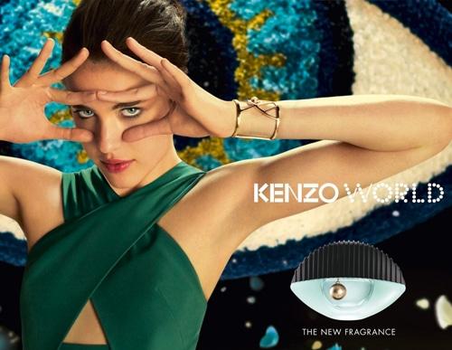 Kenzo-world - Publicité