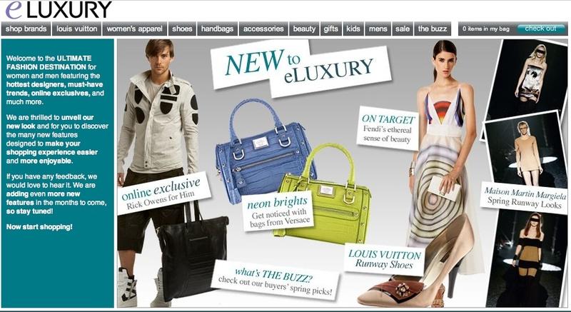 Site E-luxury - LVMH