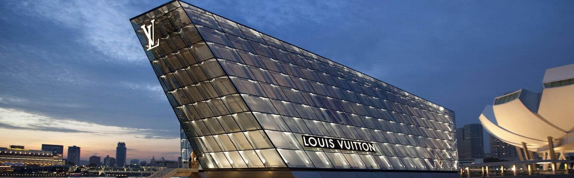 Louis Vuitton inaugure l'Island Maison à Singapour