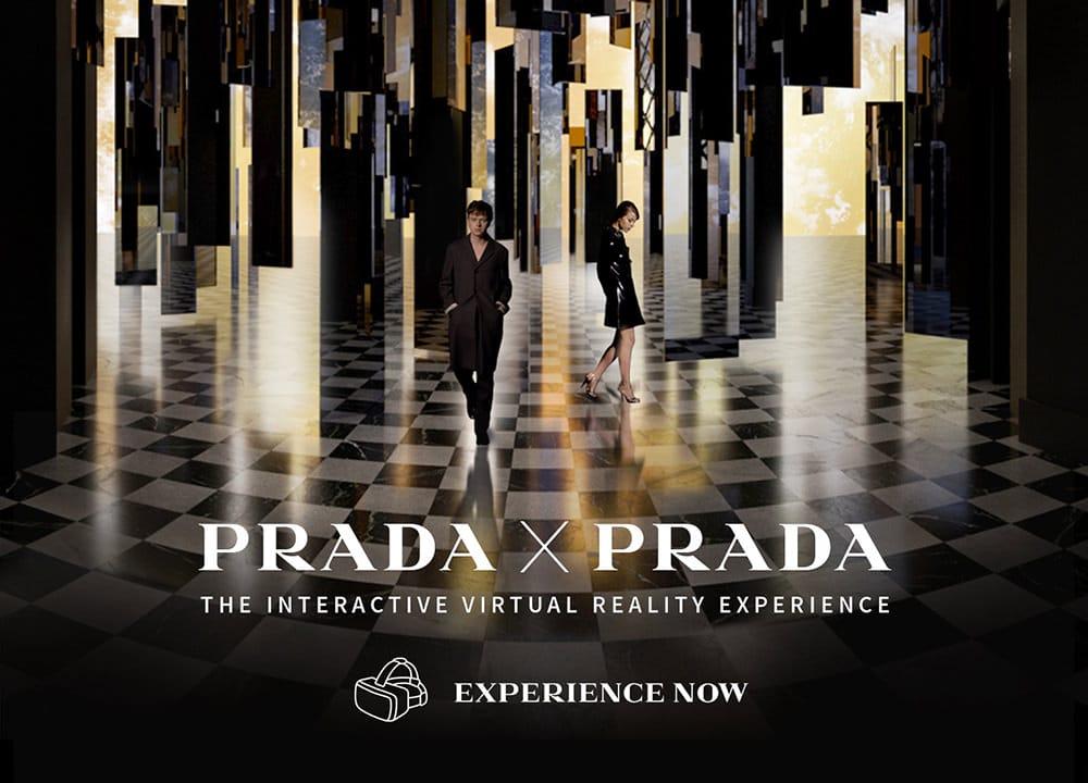 PRADA - L'homme et la femme VR