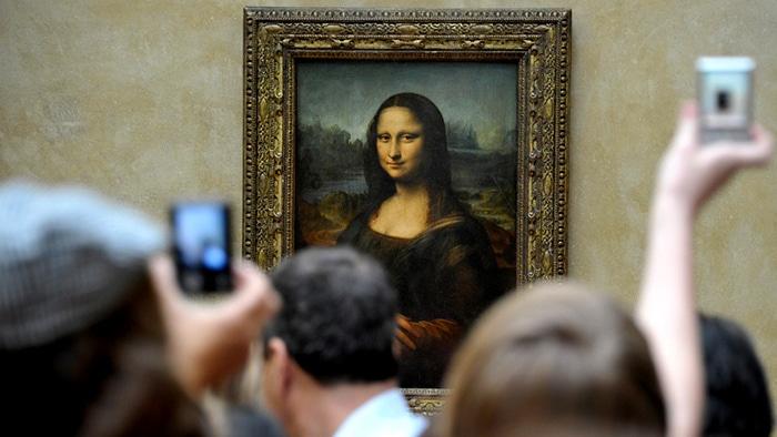 Portrait de Mona Lisa - Léonard de Vinci