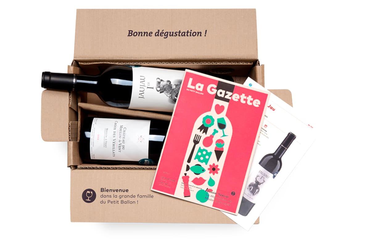 Une nouvelle façon de deguster le vin : Winebox